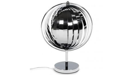 Nalu - Lampe à poser design chrome
