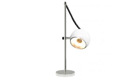 Anne - Lampe de table design blanche