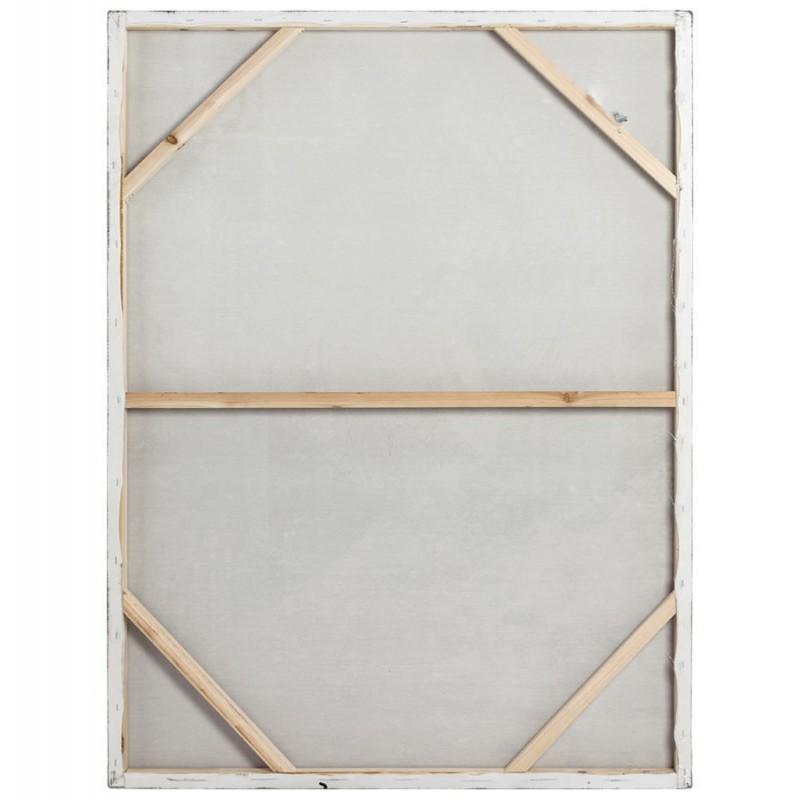 cin tableau toile imprim e audrey hepburn 120 x 90 cm. Black Bedroom Furniture Sets. Home Design Ideas