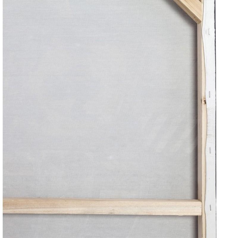 City tableau toile imprim e time square 120 x 80 cm - Tableau toile imprimee ...