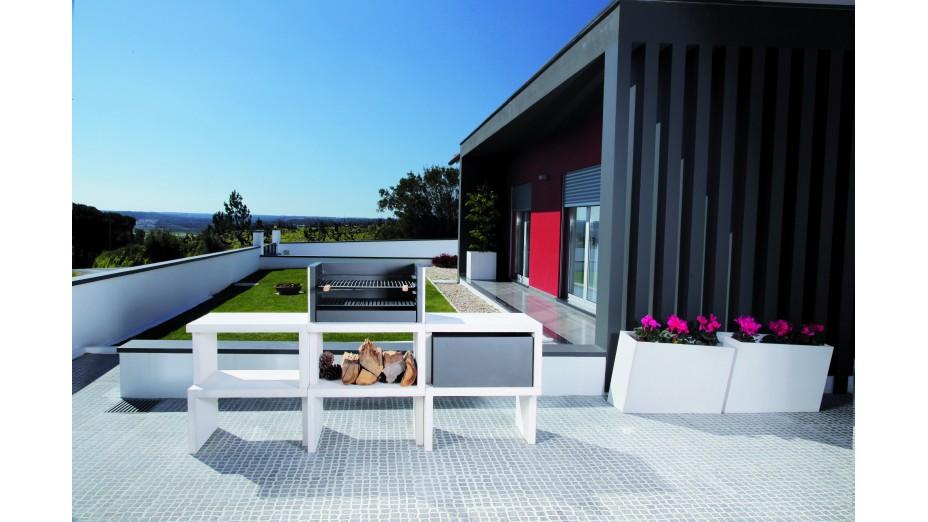 liv 06 barbecue design en b ton. Black Bedroom Furniture Sets. Home Design Ideas