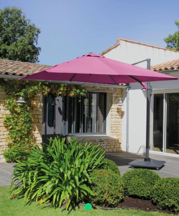 parasol d port les meilleurs mod les comparatif. Black Bedroom Furniture Sets. Home Design Ideas