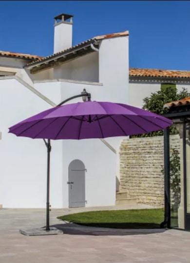 Parasol d port les meilleurs mod les comparatif guide d 39 achat - Meilleur parasol deporte ...