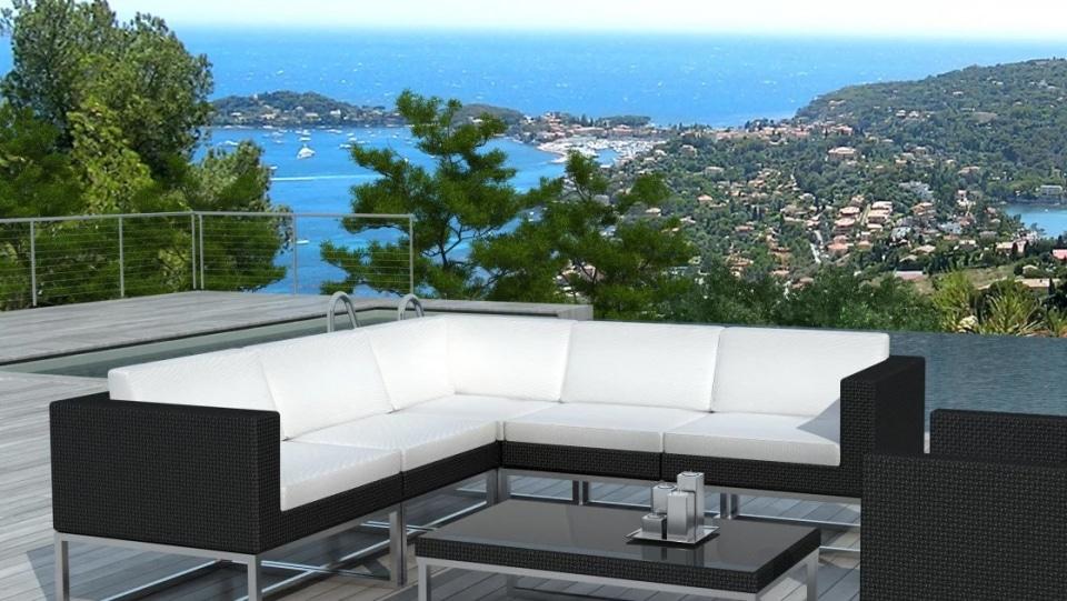 le salon de jardin qui ne rouille pas que demander de mieux le blog delorm. Black Bedroom Furniture Sets. Home Design Ideas