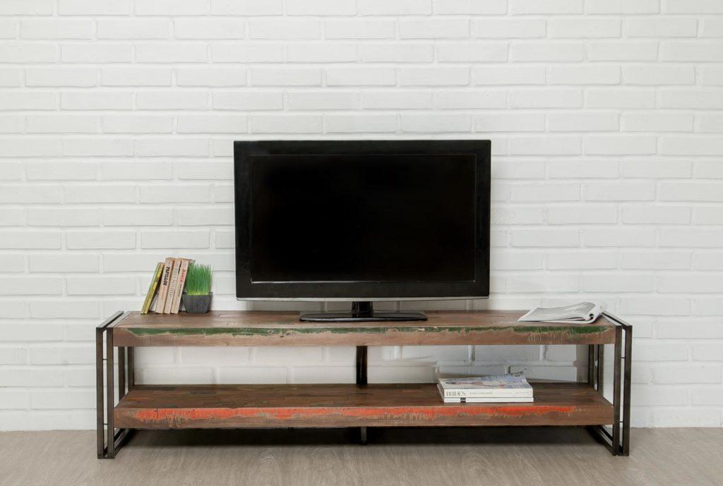 4 Bonnes Raisons De Choisir Un Meuble Tv En Bois Clair Le Blog Delorm
