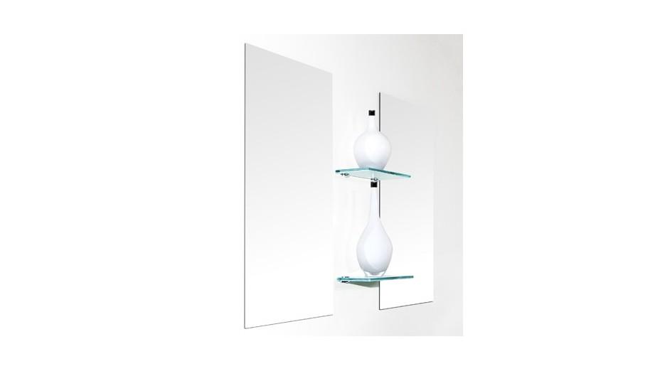 Vasque salle de bain verre trempe for Meuble salle de bain avec vasque en verre