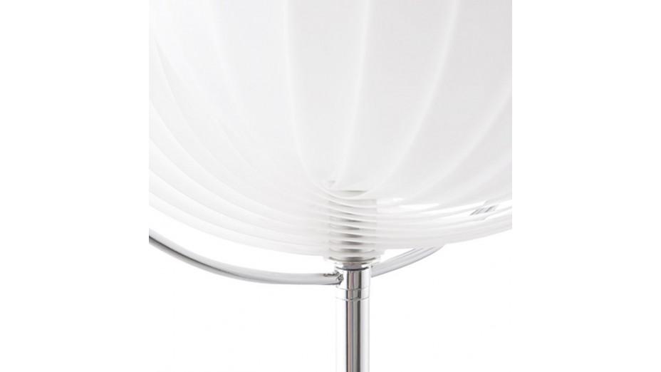 nalu lampe poser design blanche. Black Bedroom Furniture Sets. Home Design Ideas