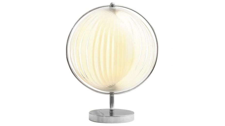 Nalu lampe poser design blanche - Lampe design blanche ...