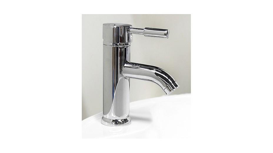 Ensemble meuble salle de bain vasque double en verre - Sipura
