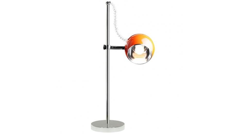 Anne Lampe De Table Design Orange