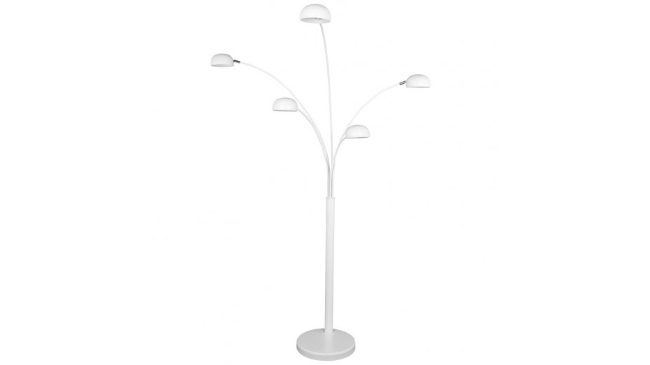 Galaxy - Lampadaire blanc design