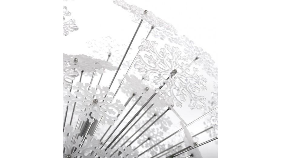 Snow - Suspension flocons