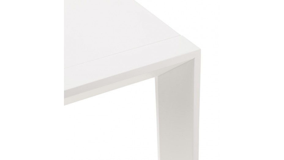 Riga table extensible blanche - Table blanche extensible ...