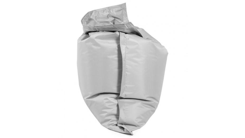 crazy xl pouf g ant gris clair 140x 180 cm. Black Bedroom Furniture Sets. Home Design Ideas