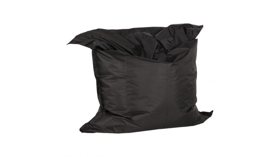 Crazy XL - Pouf géant noir 140x 180 cm