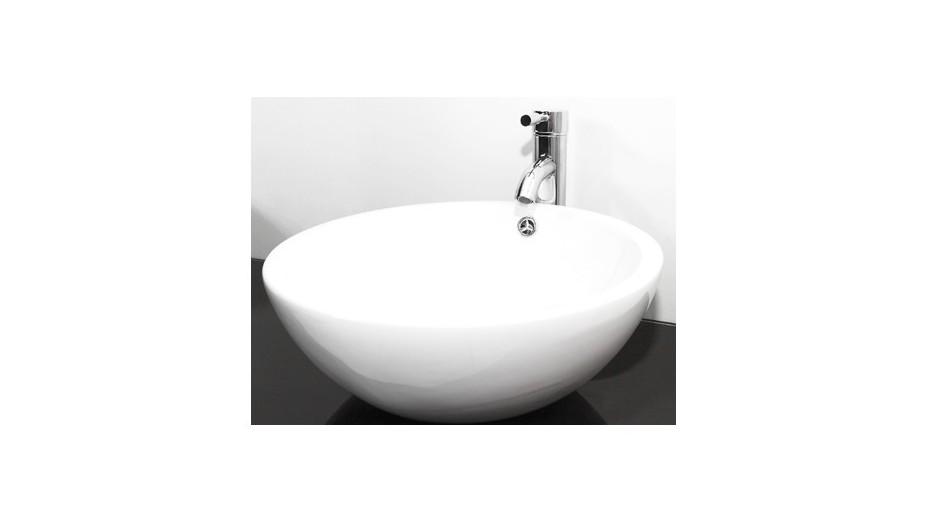 Kit complet meuble de salle de bain double vasque for Meuble bas salle de bain sans vasque