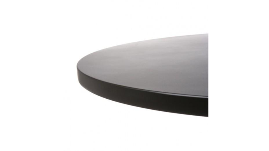mas mange debout plateau noir. Black Bedroom Furniture Sets. Home Design Ideas