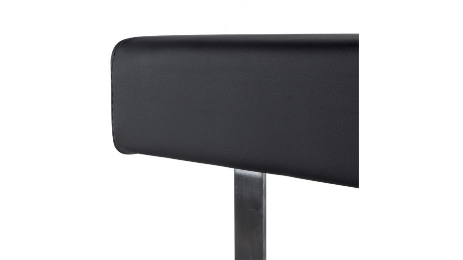 Kubo - tabouret de bar design noir