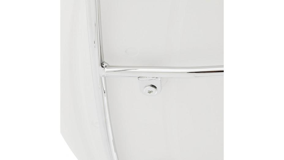 Drago - tabouret de bar design blanc