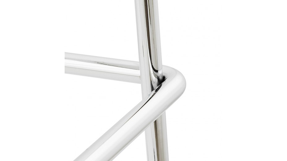 Drago - tabouret de bar design blanc