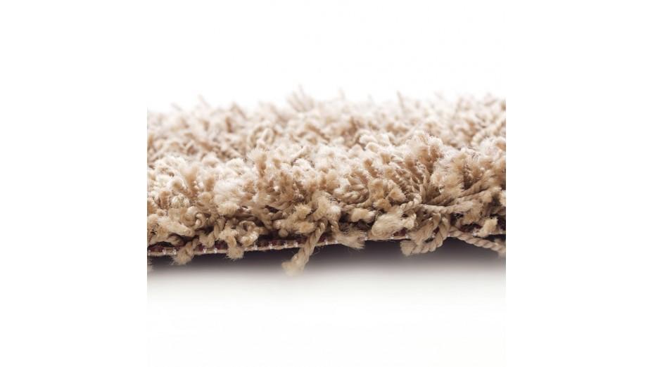 cobe tapis design 160 x 230 poils longs brun. Black Bedroom Furniture Sets. Home Design Ideas