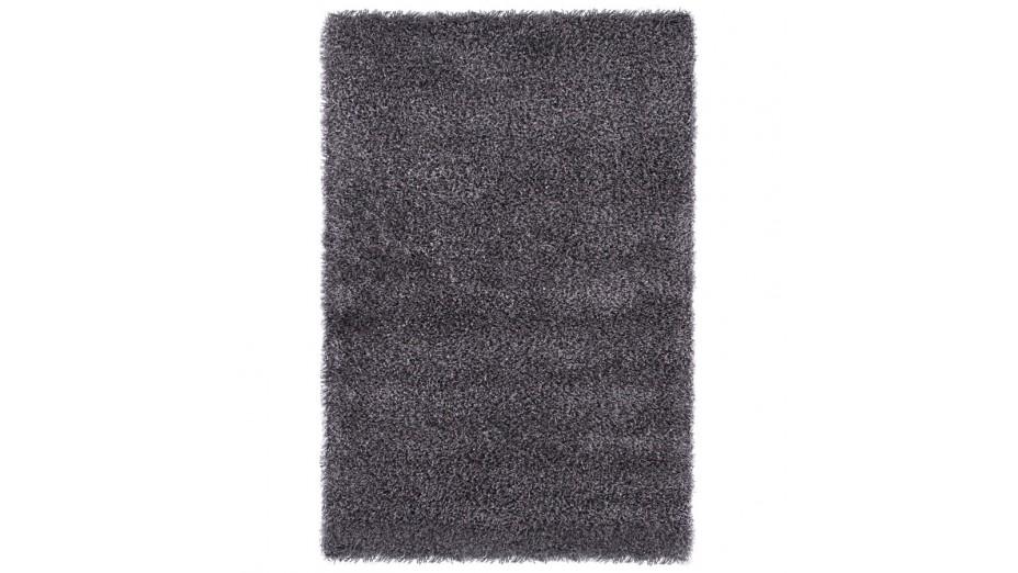 cobe gm tapis design 200 x 290 poils longs gris. Black Bedroom Furniture Sets. Home Design Ideas
