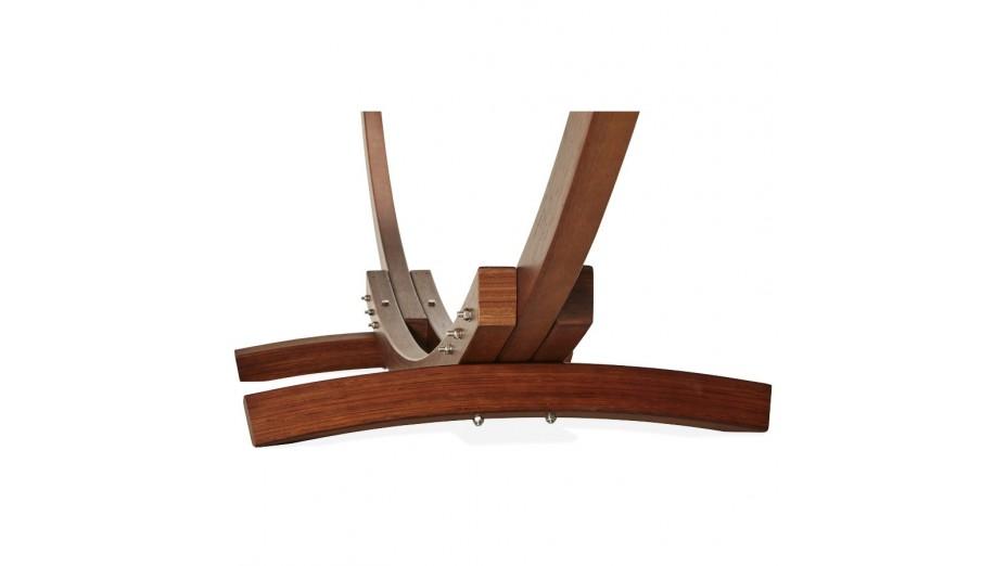 Eden  Hamac support bois et toile démontable ~ Hamac Et Support Bois