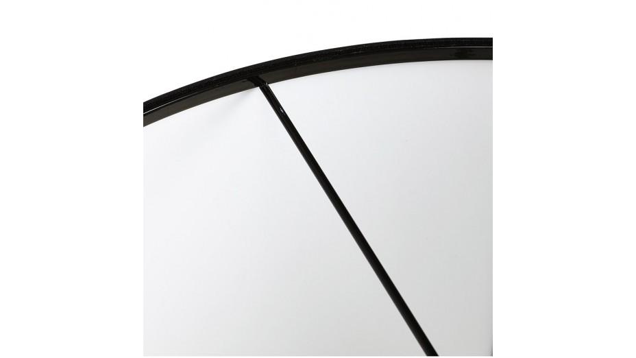 Tiana - Suspension abat-jour noir