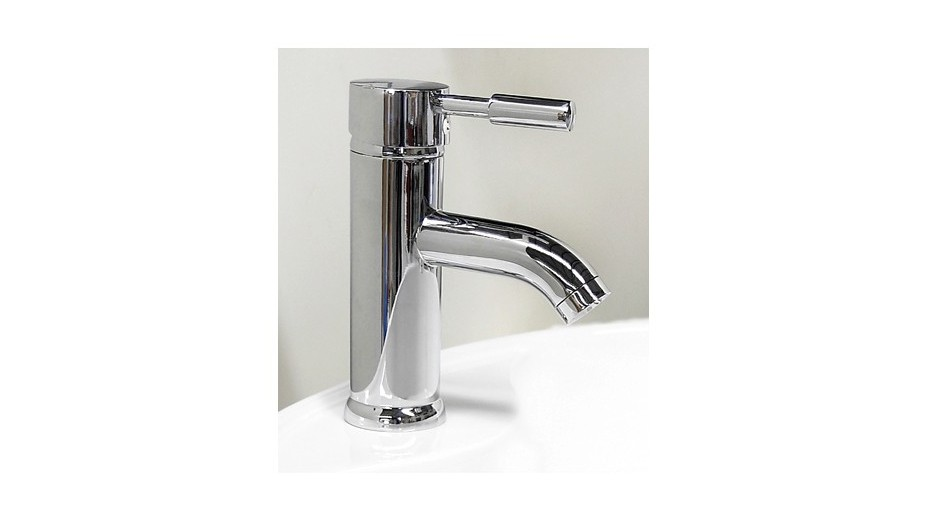 Meuble De Salle De Bain Simple Vasque Colonne De Rangement