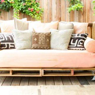 Salon de jardin en palette le guide diy ultime blog for Canape en palette avec dossier