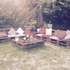 Salon de Jardin en Palette : le Guide DIY Ultime ! - Blog Delorm