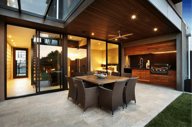 Comment intégrer sa plancha ou son barbecue en terrasse ?
