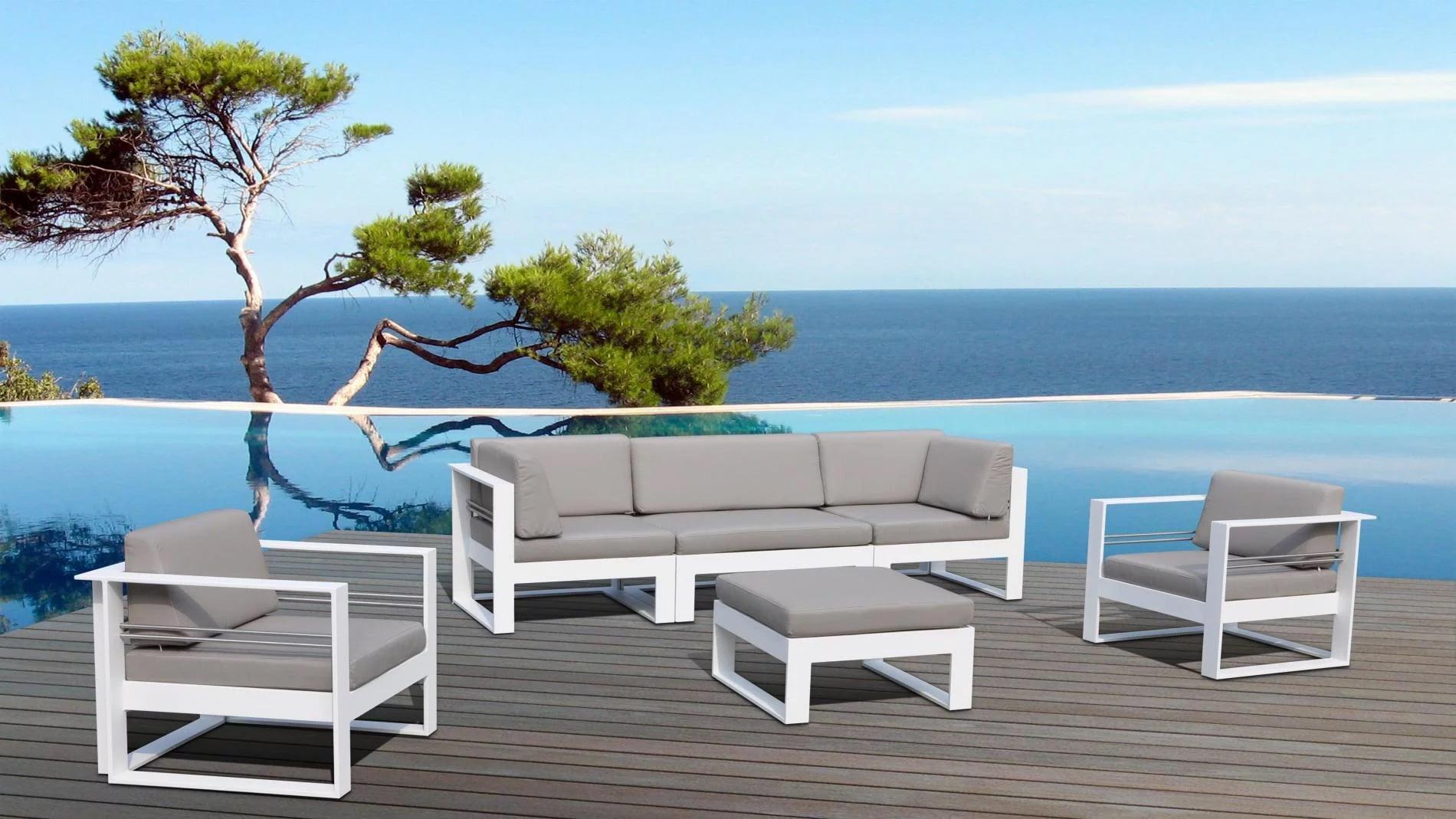 Choisir Un Canapé Densité quel type de canapé de jardin choisir ? • blog design jardin
