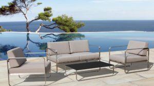 Mobilier de jardin de luxe : quand l\'élégance rejoint la ...