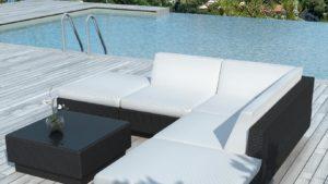 Cap sur le salon de jardin modulable en résine tressée • Blog Design ...