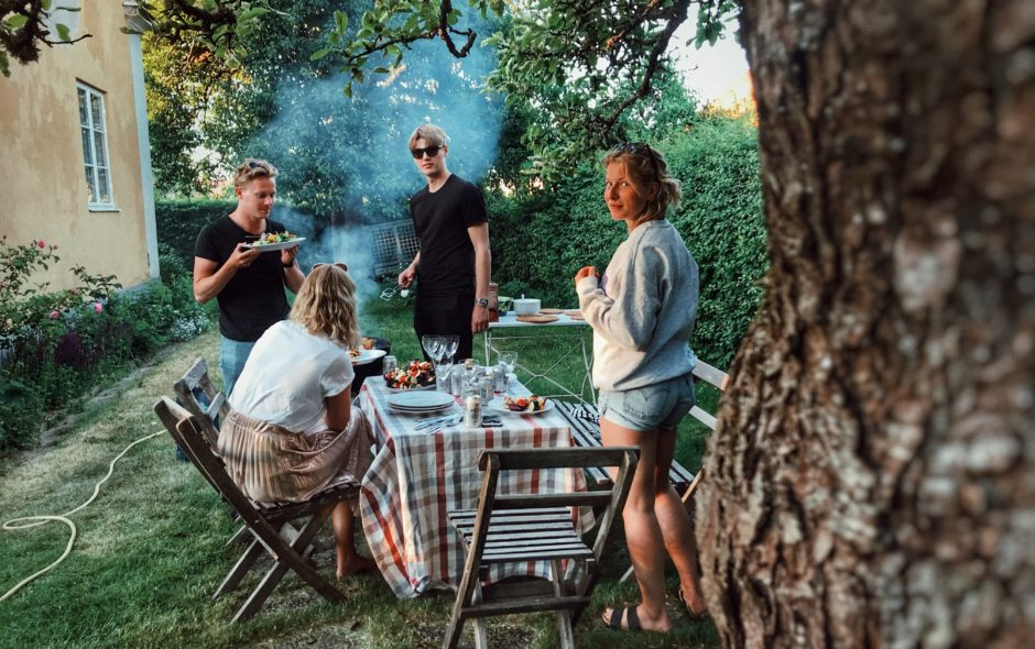 Terrasse : comment aménager son barbecue
