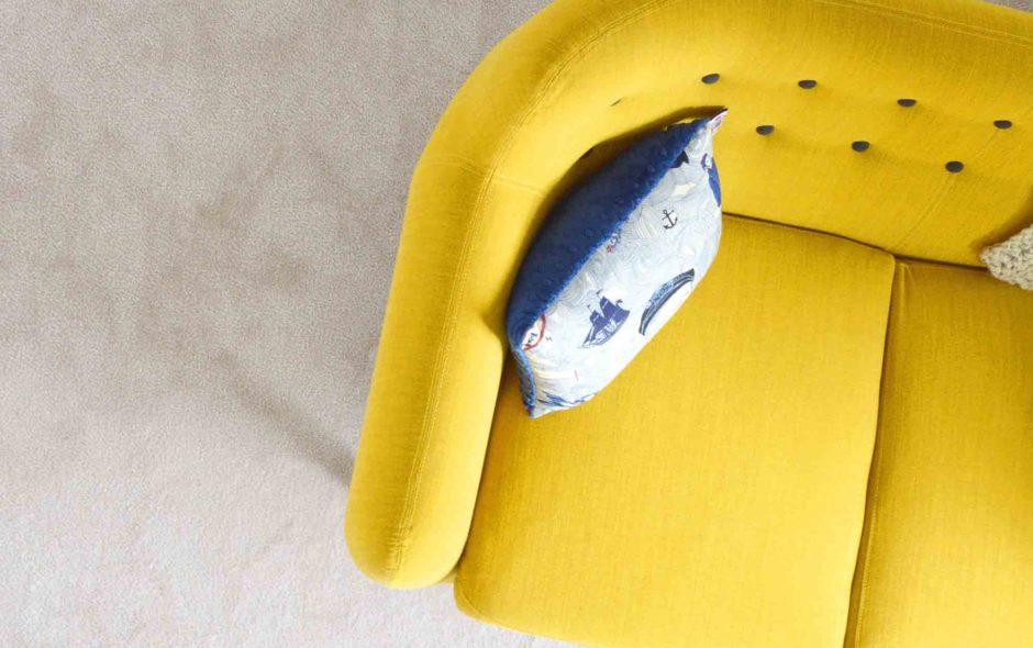 Quels sont les meilleurs tissus pour un canapé de salon ?