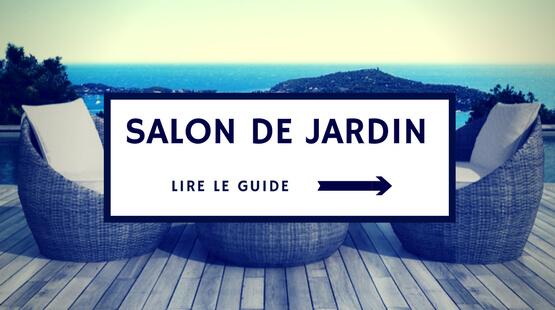 Salon de jardin design / Livré Monté & Garantie 2 ans